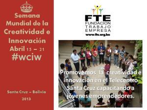 SantaCruzBolivia WCIW 2013